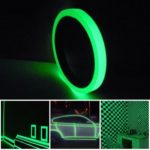 Luminous Tape Self-adhesive Wall Sticker 1cm x 3m