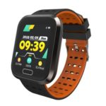 M16 Multi-sport Smart Watch with Blood Pressure Heart Rate Monitor Message Caller ID Display