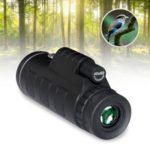 40×60 Monocular Outdoor Camping Telescope HD Zoom Hiking