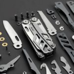 XIAOMI HuoHou Multi-function Folding Knife with 15 Functions