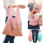 Fashion Printing Large-capacity Shopping Bag Storage Bag – Random Color