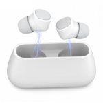 T1 TWS Wireless Bluetooth 5.0 Earphones with Charging Box and Hi-Fi Mic