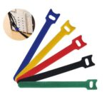 50PCs Reusable Fastening Cable Ties