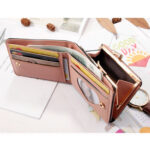 New Women Embroidery Lovely Wallet